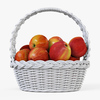 01 13 43 674 009 basket04 4color apples  4