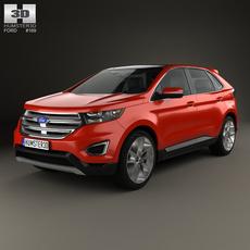 Ford Edge 2015 3D Model