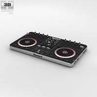 Numark Mixtrack Pro II DJ Controller 3D Model