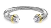 Twisted Bracelet 3D Model