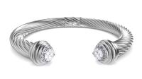 Twisted Bracelet 2 3D Model