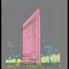 20 45 49 170 exterior office building scene 034 3 4