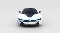 BMW i8 rev 3D Model