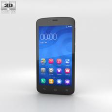 Huawei Honor 3C Play Black 3D Model