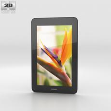 Huawei MediaPad 7 Youth2 Gold 3D Model