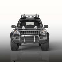 Off road car 3D Model