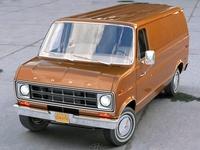 Econoline Cargo 1975 3D Model