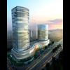 06 29 42 798 exterior office building scene 040 1 4