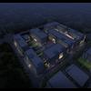 08 32 43 712 exterior office building scene 049 2 4