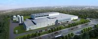 Factory building 005 3D Model
