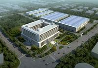 Factory building 007 3D Model