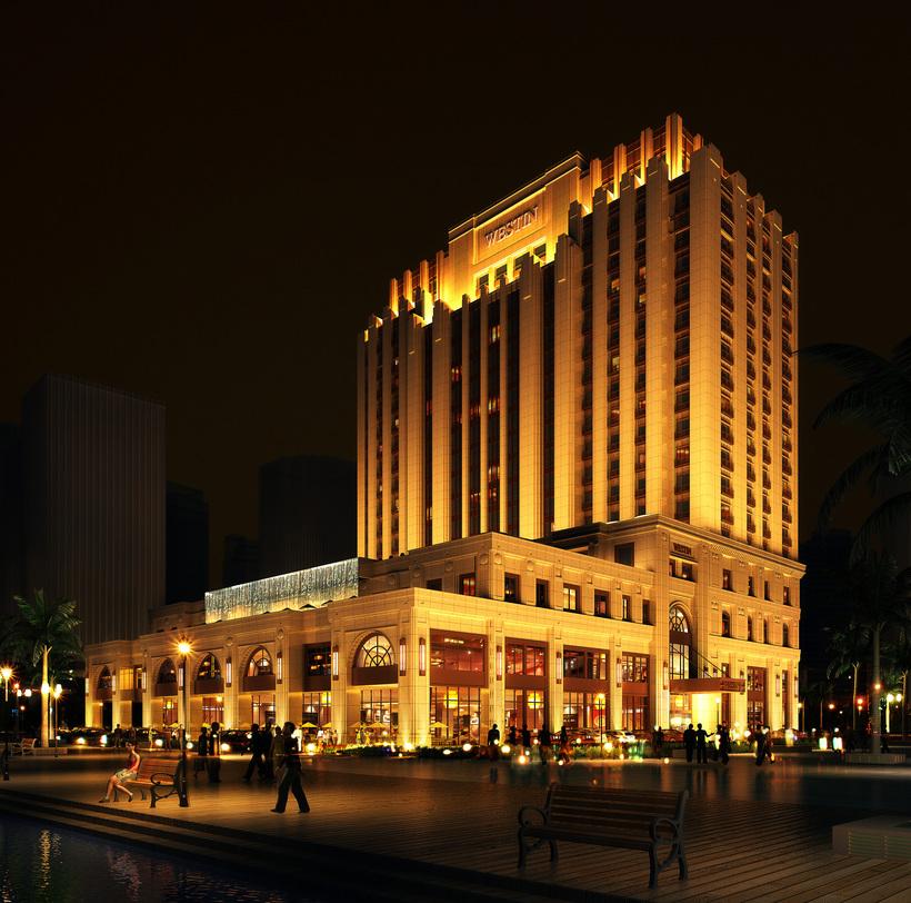 Hotel 007 3D Model