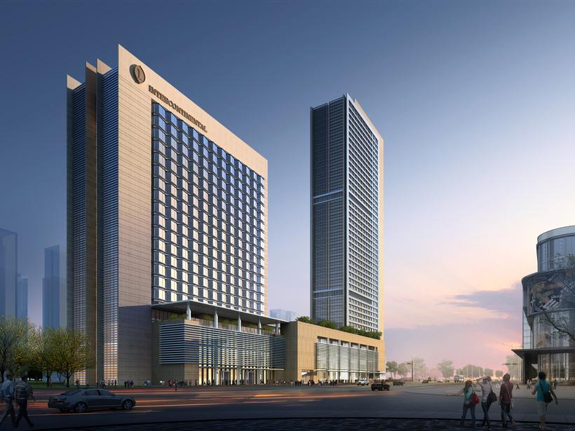 Hotel 010 3D Model