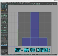 Free Nightshade UV Editor for Maya 2.1.3 (maya script)