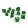 06 06 00 242 dice green 01 4