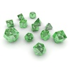 06 10 38 846 dice green glass 03 4