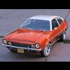 Pinto 1971 3D Model