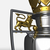 02 45 46 362 premier league trophy 12 4