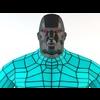 02 47 04 394 futuristic male human game character 6 4
