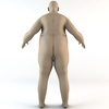 01 31 36 999 overweight male character 3 4