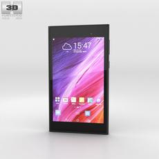 Asus MeMO Pad 7 Gentle Black 3D Model