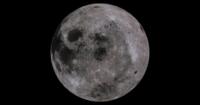 Moon 4k 3D Model
