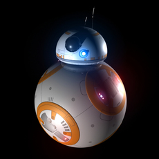 STAR WARS: BB-8 Rig for Maya 3.0.0