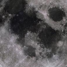 Moon 8k 3D Model