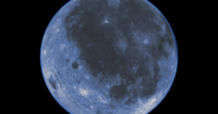 Moon 11k 3D Model
