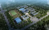 School 009 3D Model