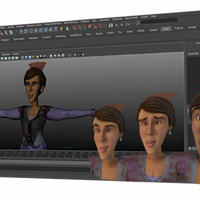 Animation facial expressions desnger studio2 cover