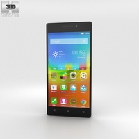 Lenovo Vibe X2 Dark Grey 3D Model
