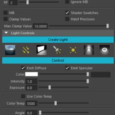 RenUi tool for Arnold renderer for Maya 1.0.0 (maya script)