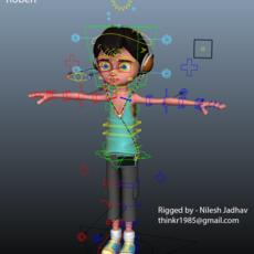 Roben Rig for Maya 0.1.0