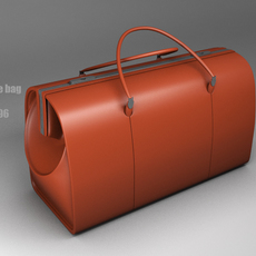 3D Bags Collection 3D Model
