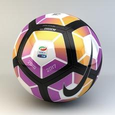 Nike ORDEM 4 SERIE A 3D Model