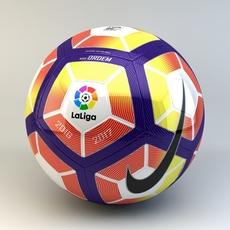 Nike ORDEM 4 LA LIGA 3D Model