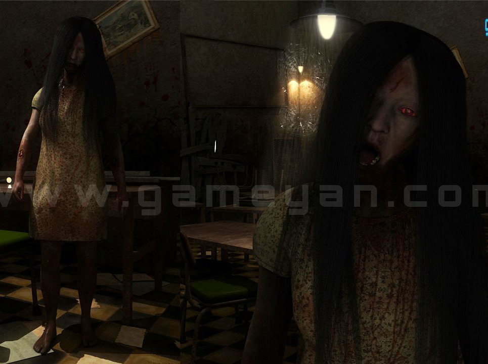 Horror movie character modeling in maya and rigging show