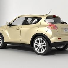 Nissan Juke 2013 3D Model