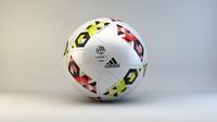 Adidas Ligue 1 2016/2017 3D Model