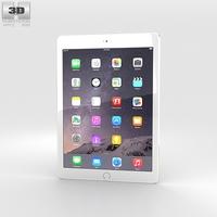 Apple iPad Air 2 Gold 3D Model