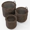 10 51 59 282 002 wicker basket07 walnut brown  4