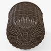 10 52 15 211 015 wicker basket07 walnut brown  4