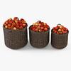 10 53 04 302 006 basket07 walnut brown apples  4