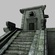Aztec temple with stairs 3D Model
