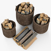 10 55 08 226 002 basket07 walnut brown firewood  4