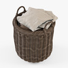 10 56 09 457 006 basket07 walnut brown cloth  4