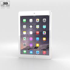 Apple iPad Air 2 Cellular Gold 3D Model