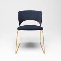 Chair Duffy by Calligaris 3D Model