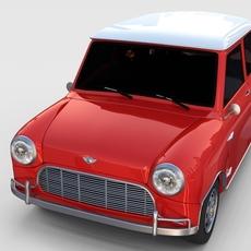 Mini Cooper rev 3D Model